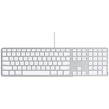 Apple MB110B/B Tastiera