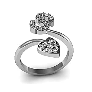 Jewels Cart Ring for Women (Silver)(JC01001096)
