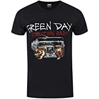 T Shirt Revolution Radio Green Day (Nero)