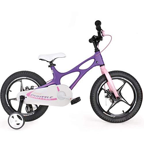 Xiaotian Kinder Mountainbike Heimtrainer Junge/Mädchen Roller Indoor Dreirad Outdoor Reise Kinder Fahrrad,A,18inch