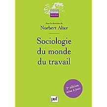 Sociologie du monde du travail (Quadrige)