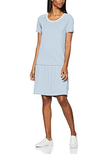 SELECTED FEMME Sfmy Perfect Ss New Dress, Vestito Donna Multicolore (Allure)