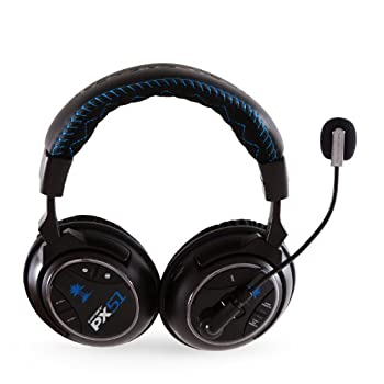Turtle Beach Ear Force Px51 Wireless - [Ps4, Ps3, Xbox 360] 4