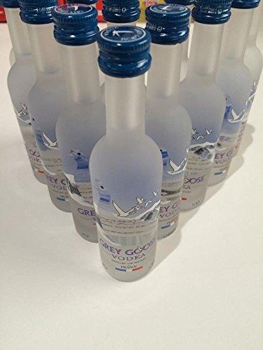 12x Grey Goose Miniatur 0,05 50ml 40% -