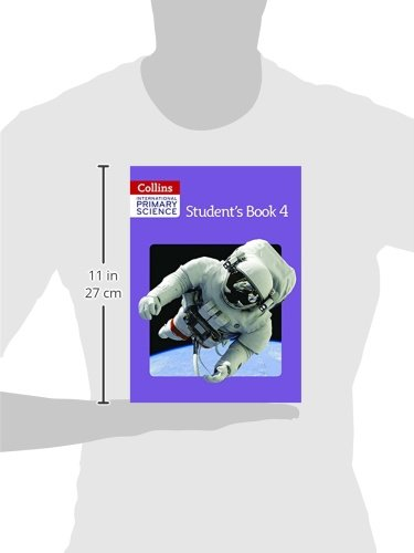 Collins International Primary Science - International Primary Science Student's Book 4