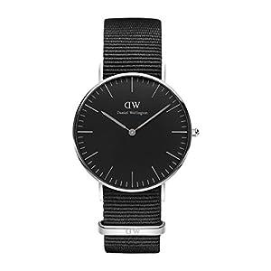Reloj-Daniel Wellington-para Unisex-DW00100151_black de Daniel Wellington