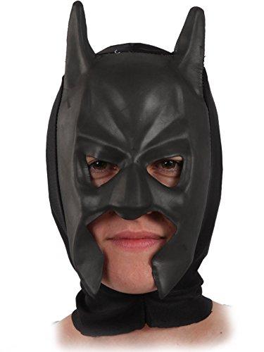 Máscara superhéroe Batman goma eva