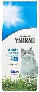 Yarrah Fisch 3 kg Bio Katzenfutter, 1er Pack (1 x 3 kg)