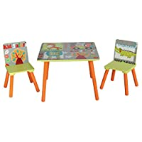 Liberty House Toys TF4808 Table and Chairs