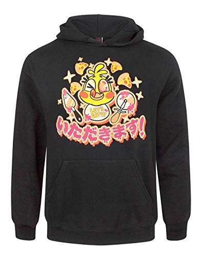Official Five Nights At Freddy's Chica Chicadakimasu Men's Hoodie (M)