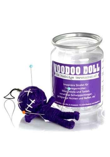 Voodoo Doll - Die bucklige Verwandschaft