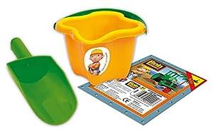 Baczek BMK1 0908 Juguete para la Arena - Juguetes para la Arena (De plástico, Polonia, 135 mm, 135 mm, 210 mm, 88 g)