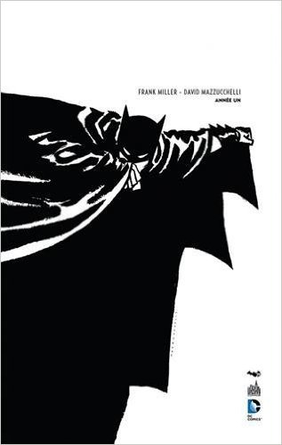 BATMAN ANNEE UN - N&B - EDITION 75 ANS de David Mazzucchelli (Illustrations),Dennis O'Neil (Préface),Frank Miller (Scenario) ( 7 mai 2014 )
