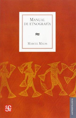 Manual de etnografía (Antropología)