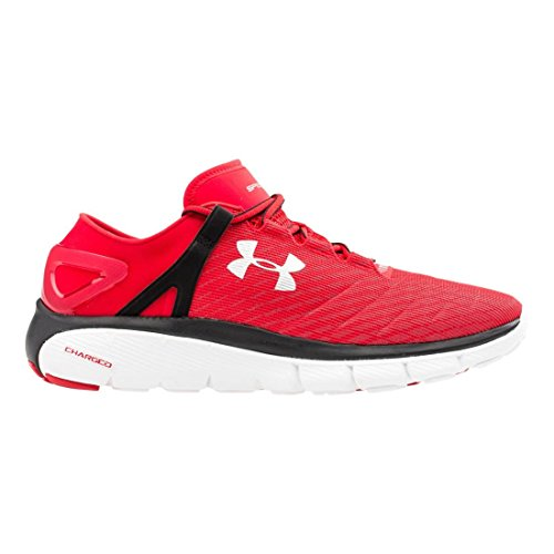Under Armour Speedform Fortis Gr Running Shoes - AW15 Red/silver