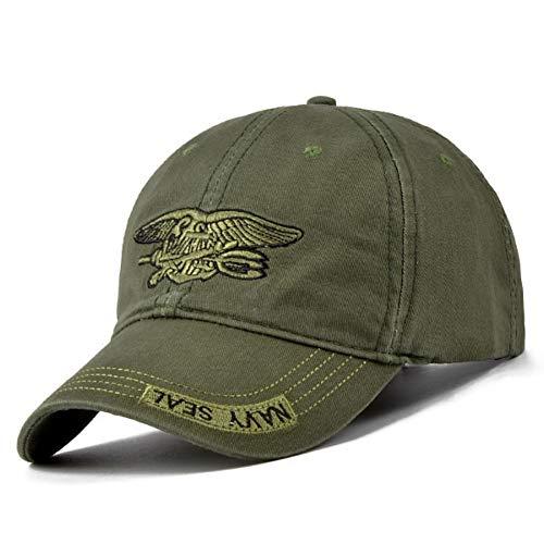 JJJRMP Camo Baseball Cap Men Camouflage Navy Seal Tactical Cap Herren Hüte Und Mützen Bone Army Snapback - Seals Camo Navy Cap