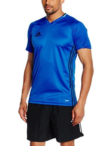 adidas Erwachsene Shirt Condivo 16 Training Jersey Trikot, Blue/Collegiate Navy, S