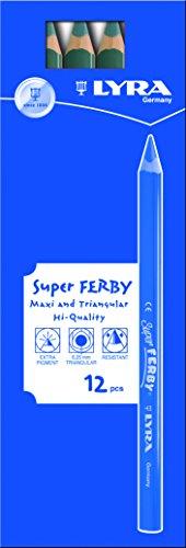 Lyra Super Ferby 12 matite colorate con astuccio