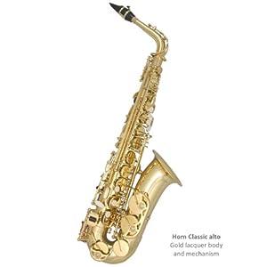 Trevor James Classic TJ3722G Alto Saxophone Outfit