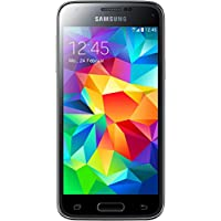 "Samsung Galaxy S5 Mini - Smartphone libre Android (pantalla 4.5"", cámara 8 Mp, 16 GB, Quad-Core 1.4 GHz, 1.5 GB RAM), negro"