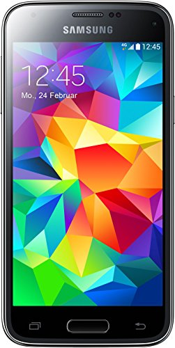Samsung Galaxy S5 mini Smartphone (4,5 Zoll (11,4 cm) Touch-Display 16 GB Speicher, Android 4.4) schwarz (Samsung Handy-apps Galaxy)