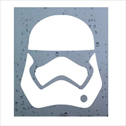 Storm trooper-star Wars sticker-white-the Force awakens-stormtrooper-car, Van, Boot, Laptop, äußeren Fenster, Schnitt Vinyl Aufkleber Bumper Schild (Star Wars-storm Trooper)