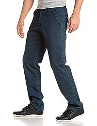 BLZ jeans - Jean homme bleu droit tendance