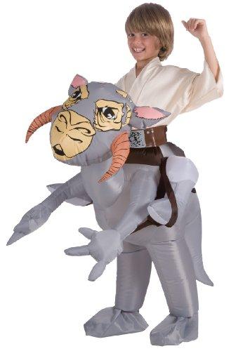 Kostüm Tauntaun Wars Star - Star Wars Inflatable Tauntaun Costume Child One Size Fits Most