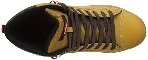 Lee Cooper Workwear Sb Boot, Chaussures de sécurité Adulte Mixte Marron (wheat)
