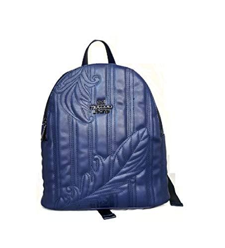 newest collection 05687 d0dc4 GAI MATTIOLO J. Borsa Zaino ecopelle Mj 1433 blu (30x25x13 cm.)