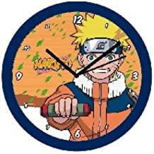 Naruto Reloj de Pared Naruto United Labels