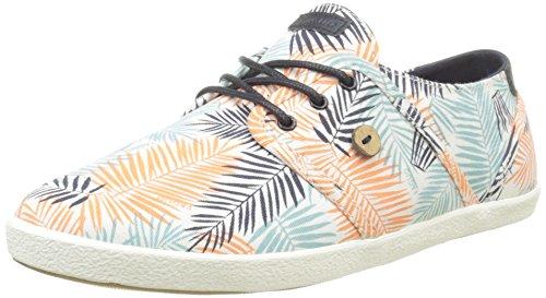 FaguoCypress - Sneaker Donna Multicolore (S1601 Palm Tricolor)