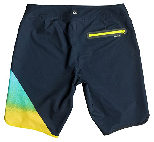 Quiksilver Herren AG47 New Wave 19 Zoll Board Shorts Navy Blazer