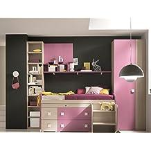 Kinderzimmer komplett hochbett  Suchergebnis auf Amazon.de für: Kinderzimmer hochbett komplett