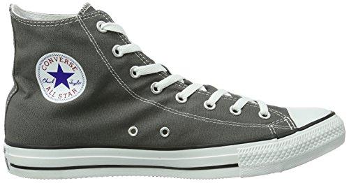 Grau Star Sneaker Converse Hi charcoal Season Taylor All Chuck v0qwBHa