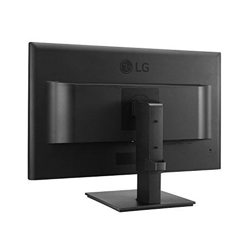 LG 24BK550Y-B 60,45cm 23,8Zoll LED LCD AH-IPS TFT 1.920×1.080 Pivot 16:9 1000:1 250cd 5ms analog DP1.2 HDMI DVI-D USB 2×1,2W schwarz