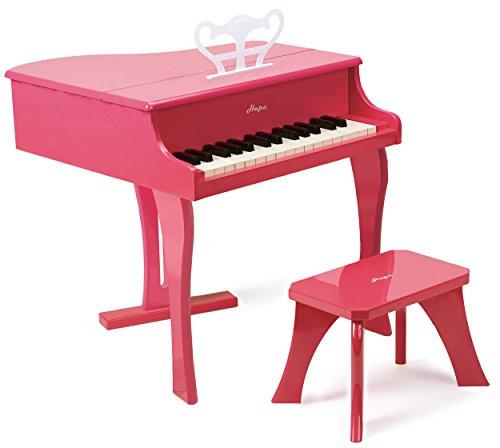 Hape E0319 - Pianoforte a Coda, Rosa