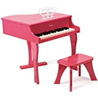 Hape HAP-E0319 Happy Grand Piano Pink