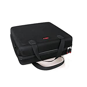 Hart EVA Tasche Schutz hülle Etui für PlayStation 4 PS4 Pro Konsole von Hermitshell