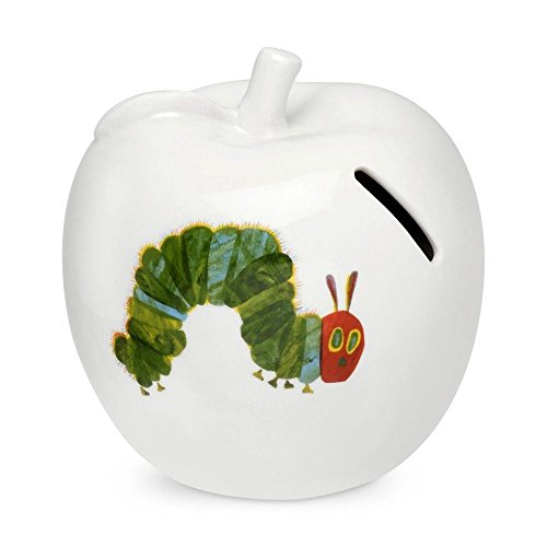 Port meirion - sehr hungrig caterpillarmoney Box - 3d apple