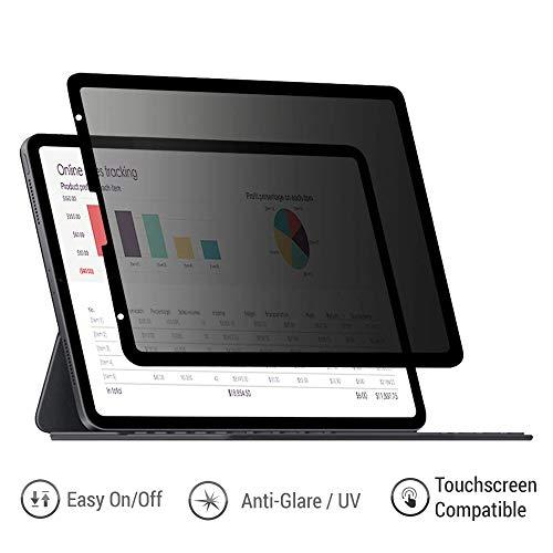 Abnehmbarer Sichtschutzfilter für Apple - Premium Anti-Blendschutz für Datenvertraulichkeit, iPad Pro 11