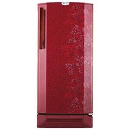 Godrej 210 L 5 Star Direct-cool Single Door Refrigerator (rd Edge Pro 210 Pds 5.1, Lush Wine)