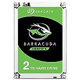 Seagate BarraCuda ST2000LMZ15/LM015 Interne Festplatte (2,5 Zoll / 6,35 cm), 5400 U/min, 128 MB Cache, SATA 6 Gb/s, bis 140 MB/s, Modell: BarraCuda