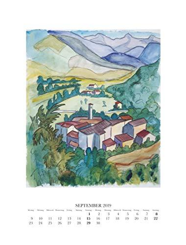 Hermann Hesse Kalender 2019 - 6