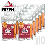 Filter Gizeh Schlank x 10 Beutel