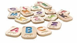 Plan Toys - 5671 - Alfabeto A-Z Braile Plan Toys 24m+