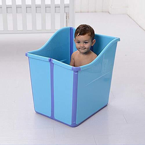 Y-M-H Cojín de baño Infantil Bañista Tumbona de baño de bebé Flotante...