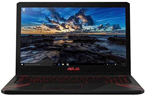 Asus Gaming FX570UD-E4168T 15.6-inch Laptop (8th Gen Intel Core i5-8250U Processor 1.6 GHz/8GB/1TB/Windows 10/GDDR5 4GB Graphics), Flame Red
