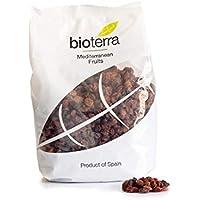 Bioterra, pasa sultana deshidratada ecológica, 20 bolsas de 200 g (Total 4 kg)