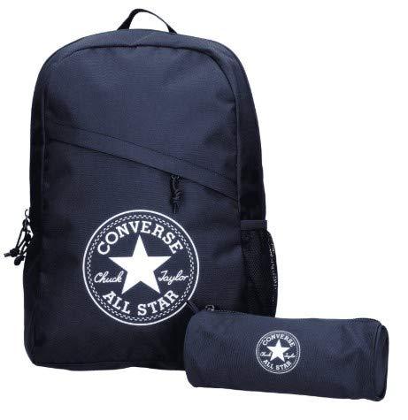 Converse Schoolpack XL Backpack Unisex Set Blue 45GXN90